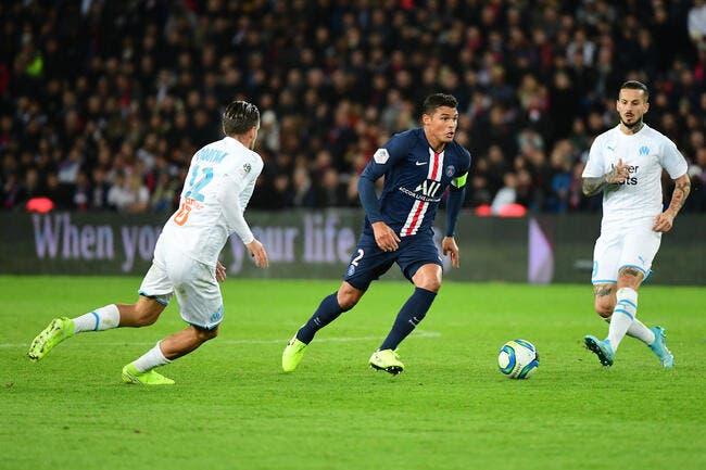 PSG : Thiago Silva fait un aveu fou pour son avenir