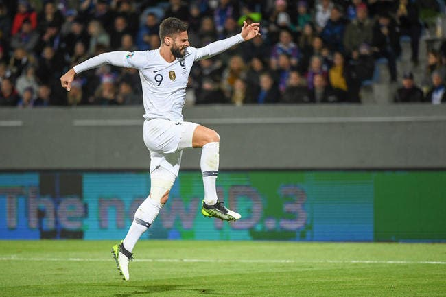 Mercato : 7 ME pour Giroud, qui va rafler la mise ?