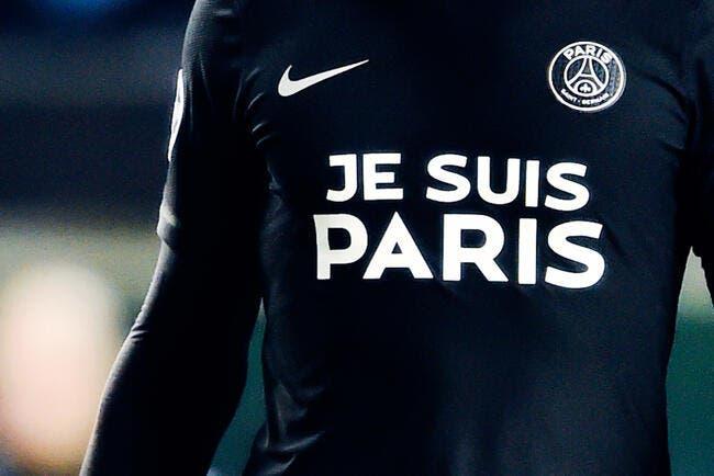 Paris : Les Ultras du PSG rendent hommage aux victimes des attentats de 2015