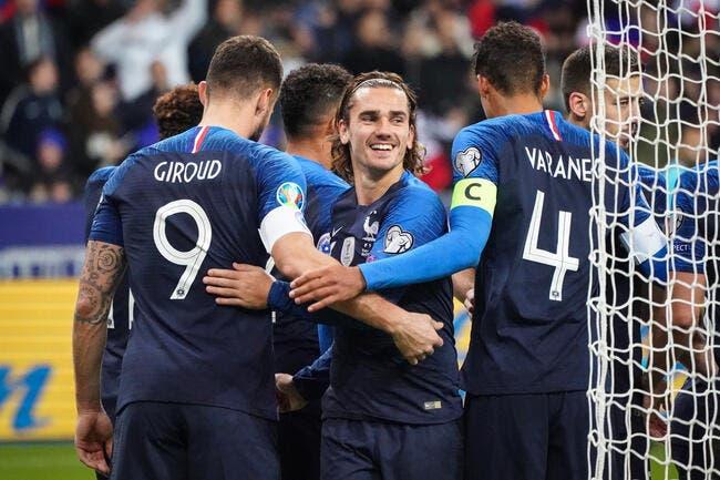 Euro 2020 : Première, la France sort de la galère contre la Moldavie