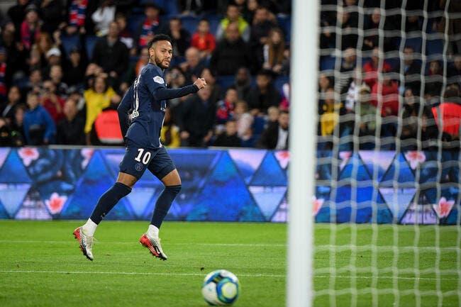 PSG : Doubler Messi et Cristiano Ronaldo, Neymar peut le faire