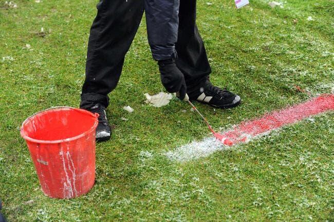 ASSE : La neige débarque, le match des Verts annulé