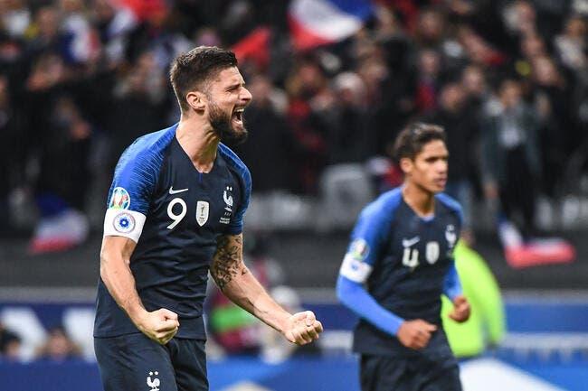 EdF : Le meilleur joueur français, c'est Giroud pour Pierre Ménès