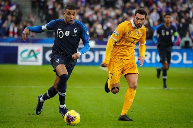 EdF : Mbappé trop présomptueux en équipe de France?