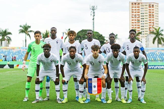 Mondial U17 : Fin du parcours pour les Bleuets