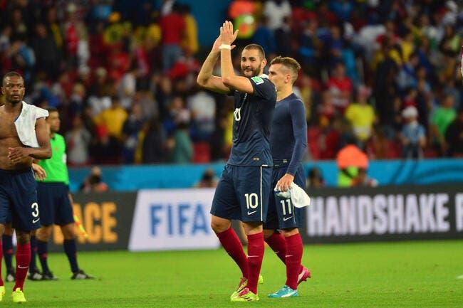 Karim Benzema en équipe de France c'est fini annonce Le Graët !