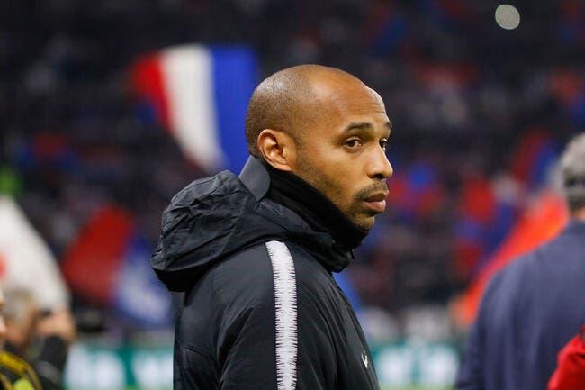 OL : Pourquoi Aulas n'a pas recruté Thierry Henry ? Il est sidéré