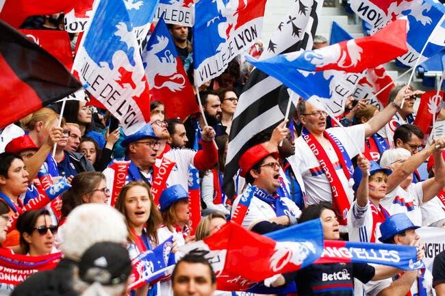 OL-PSG : Les Ultras font trembler le foot féminin