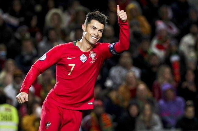 Euro 2020 : Le Portugal qualifié dans la douleur