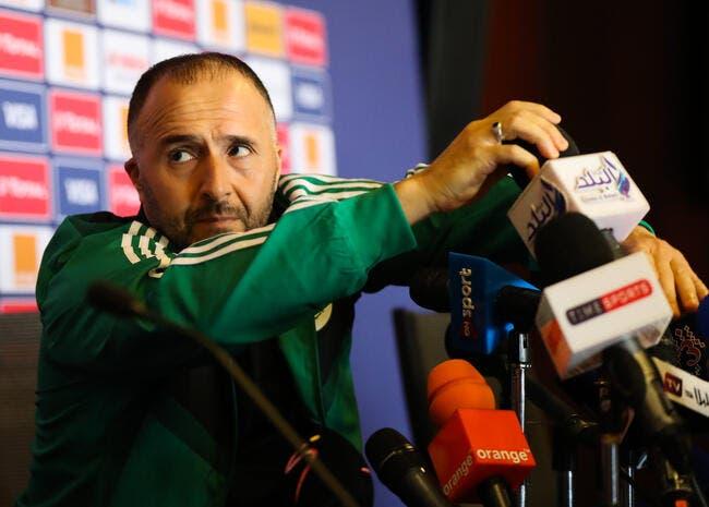 L'Algérie répond à Karim Benzema