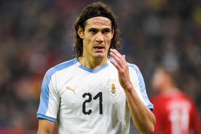 Amical : Messi et Cavani buteurs, l'Argentine accroche l'Uruguay