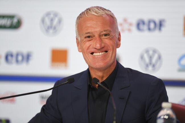 Domenech nomme Deschamps meilleur sélectionneur français de l'histoire