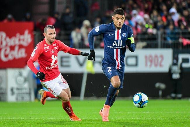 Thiago Silva, son rôle dans le transfert de Zlatan à Paris — PSG