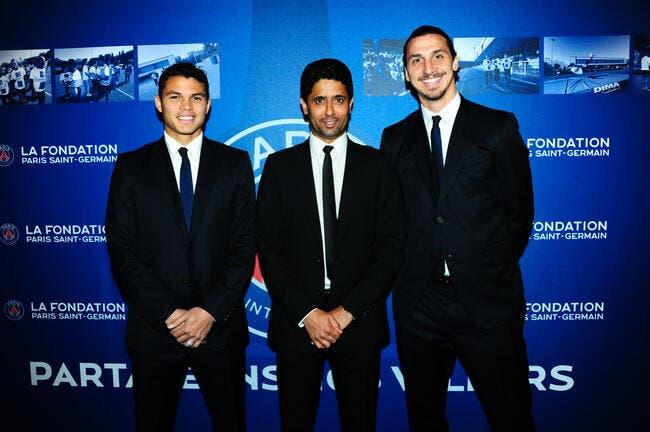 PSG : « Pas de blague », Zlatan a signé à Paris grâce à lui