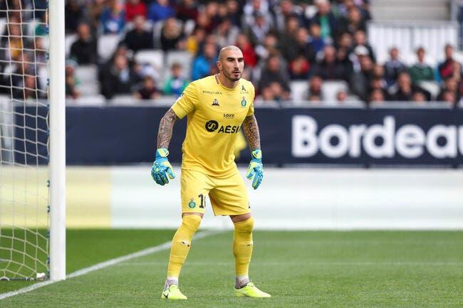 ASSE : Saint-Etienne mérite mieux que Ruffier, il craque