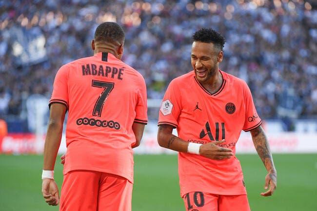 PSG : Le prix du duo Neymar-Mbappé tombe, c'est décevant