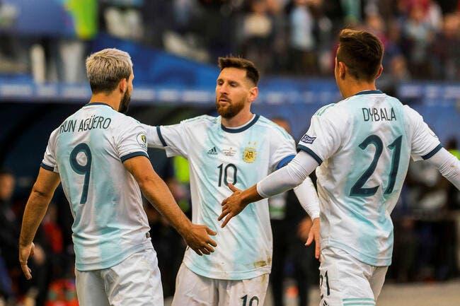 « Viens te battre », ça a chauffé entre Cavani et Messi !