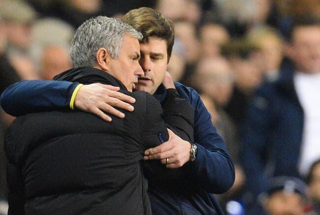 Ang : José Mourinho remplace Pochettino à Tottenham !