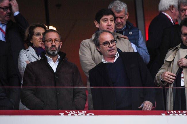 LOSC : Mourinho pourrait piquer Luis Campos à Lille !