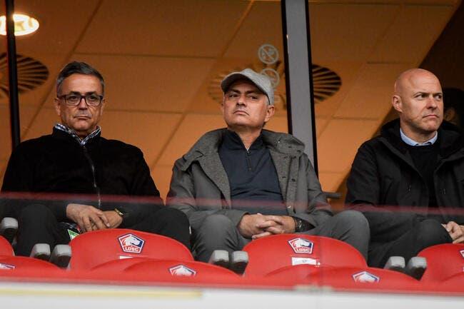 Mercato : Mourinho pioche en L1 pour 30 ME, et ce n'est pas à Lille