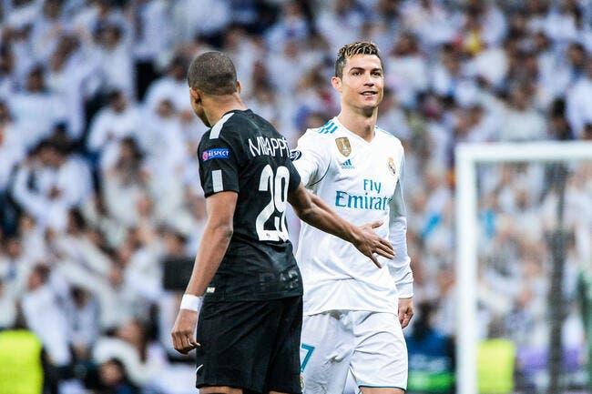 PSG : La carrière de Cristiano Ronaldo, un exemple pour Mbappé