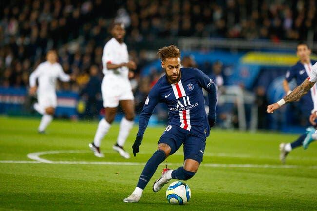 PSG : Un retour raté et une polémique, triste soirée pour Neymar...