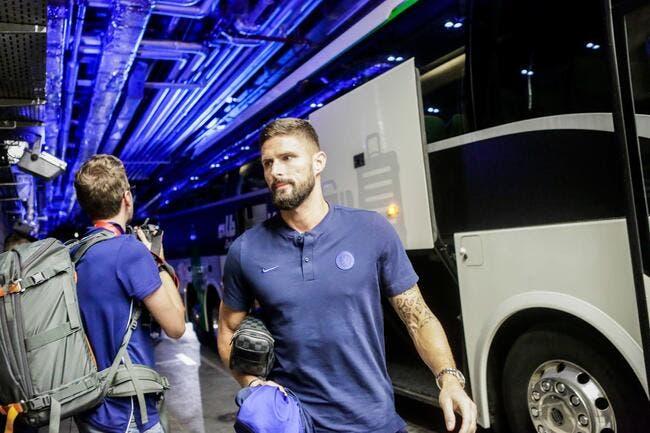OL : Giroud à Lyon, la réponse va venir de Suisse