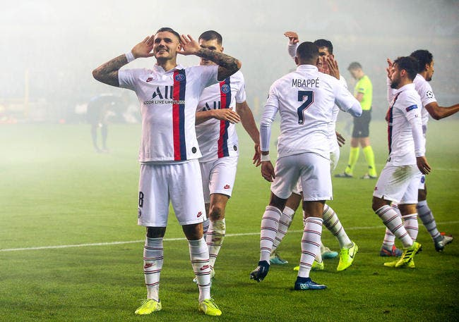 PSG: Icardi fait sauter son record, Tuchel fout la rage à Ibrahimovic