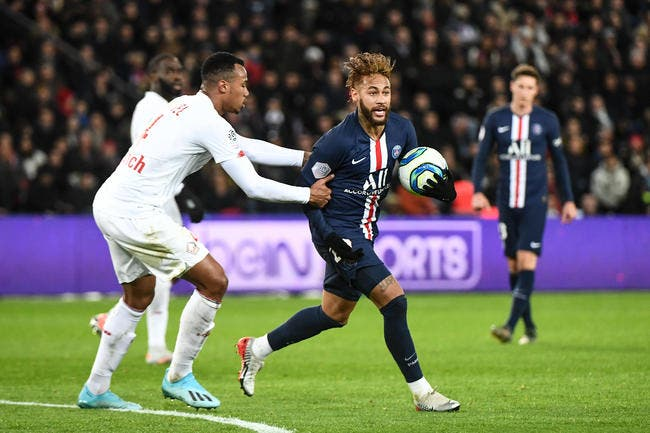 PSG : Neymar trop gros, Al-Khelalfi et Leonardo furieux ?