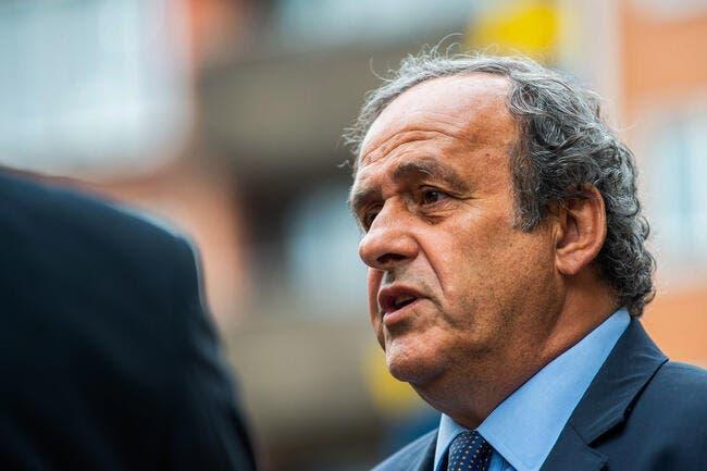 PSG : Platini limite écoeuré par ce projet qatari à Paris