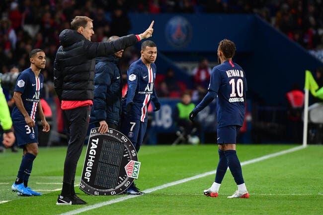 PSG : Tuchel obligé de faire jouer Neymar par Al-Khelaifi ?