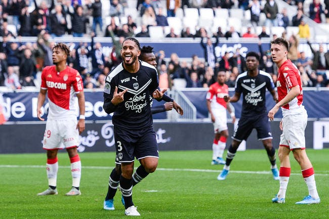 Bordeaux - Monaco : Slimani expulsé