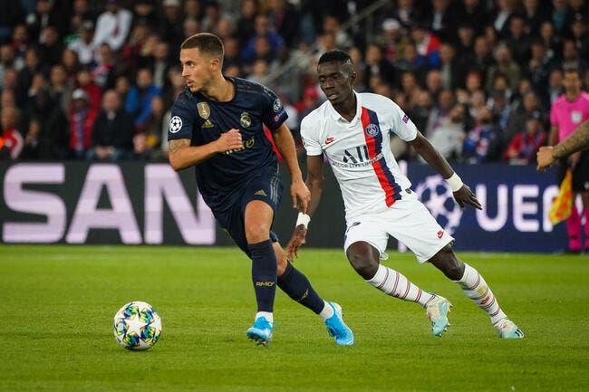 PSG : Trop facile de gagner des titres avec Paris, Hazard l'avoue