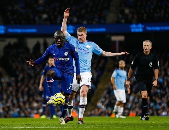 Kanté assume avoir refusé le PSG — Chelsea