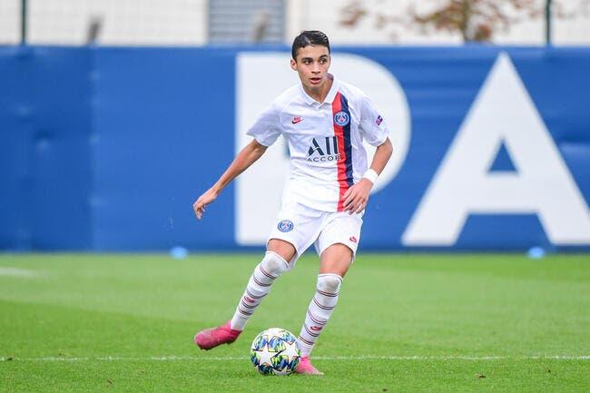 Kays Ruiz ne sera pas retenu par le Paris Saint-Germain