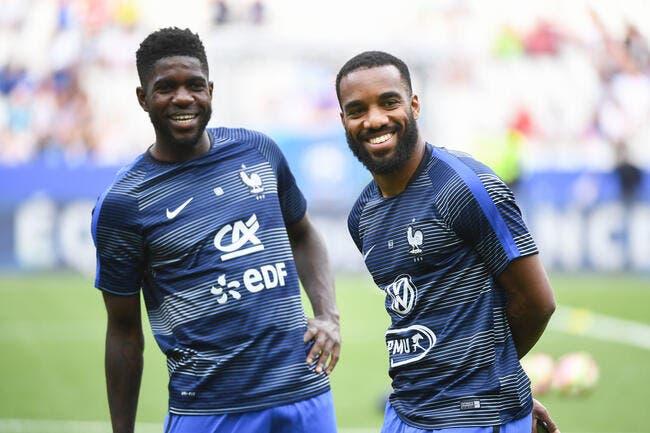 OL : Umtiti et Lacazette prêts à revenir à Lyon ?