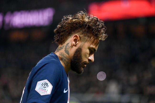 PSG : Neymar puni, une décision fracassante contre Madrid ?