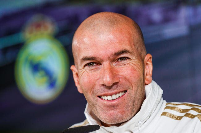 PSG : Zidane crie son amour à Kylian Mbappé