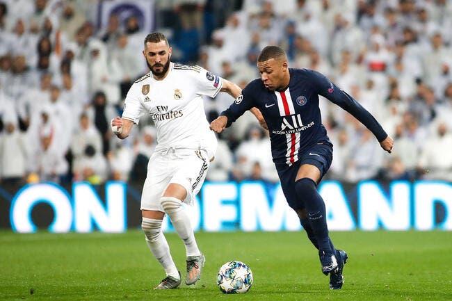 LdC : Le PSG va chercher un nul miracle à Madrid