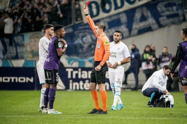 L1 : Marçal (OL) et Moreira (TFC) suspendus trois matchs