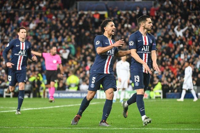 PSG: A Madrid, cette force collective de Paris l'a impressionné