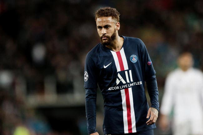 PSG: Grillé après le match, Neymar s'offre une polémique