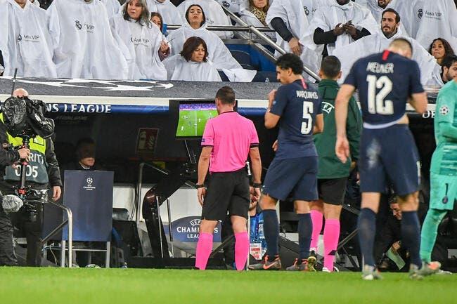 PSG : La VAR et Madrid, Didier Roustan tape sur la table
