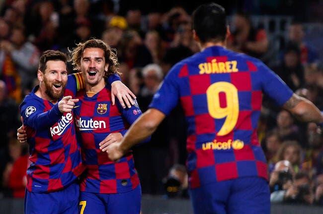 Barça : Merci Messi, Pierre Ménès rêve du duo avec Griezmann