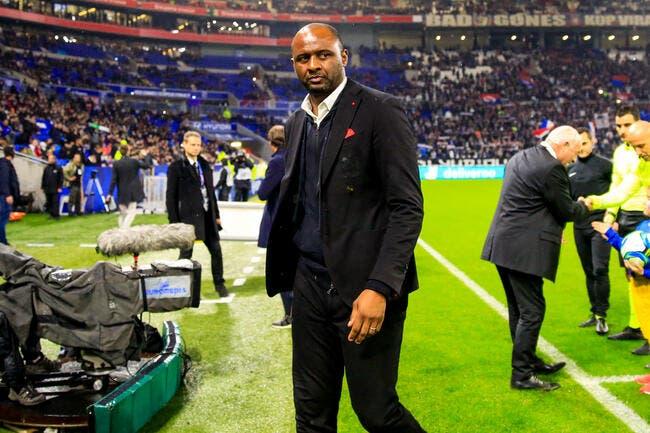 OGCN : Patrick Vieira en discussions pour quitter Nice