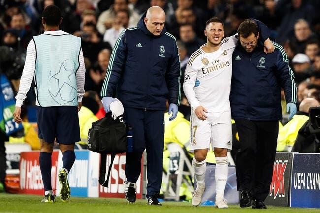 PSG: La saison d'Hazard gâchée? Meunier est en panique