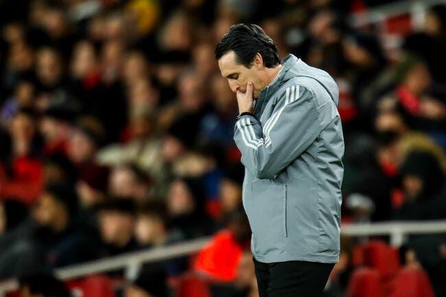 Arsenal : Emery bientôt viré, son successeur déjà connu