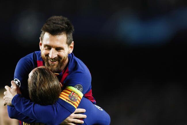 Sadio Mané doublé par Lionel Messi, il crie au racisme — Ballon d'Or
