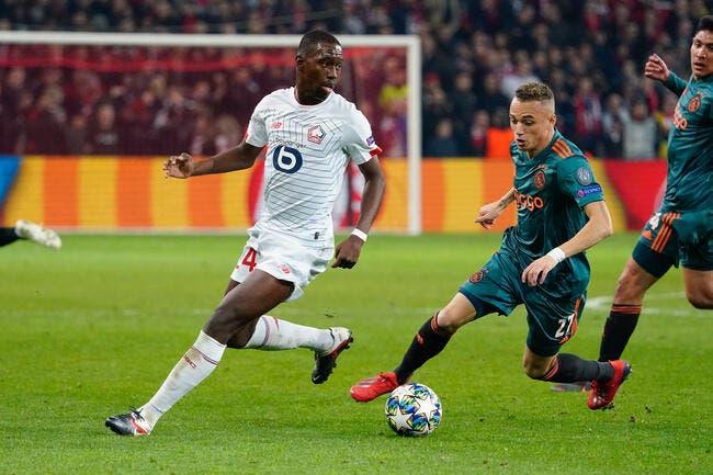 Lille: L'Inter met des millions de côté, un gros transfert se prépare