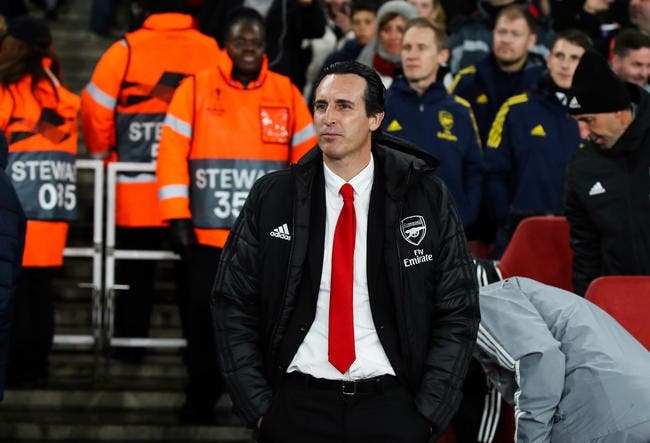 Officiel : Arsenal se sépare d'Unai Emery